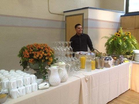 Lighten Up Caterers image 1