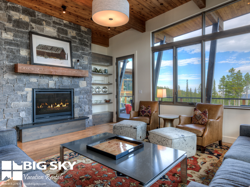 Big sky vacation rentals in big sky mt 888 915 2 for Big sky cabin rentals