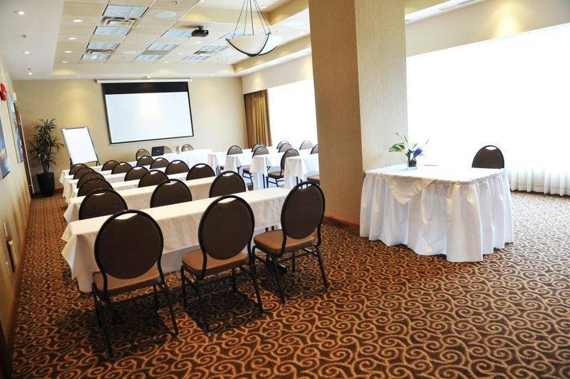 Best Western Plus Chateau Granville Hotel & Suites & Conference Ctr. in Vancouver: Burrard Room Classroom Set-Up