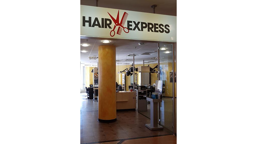 HairExpress, Lueneburg, Karstadt