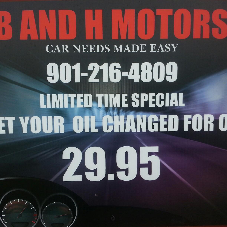 B AND H MOTORS, LLC image 1