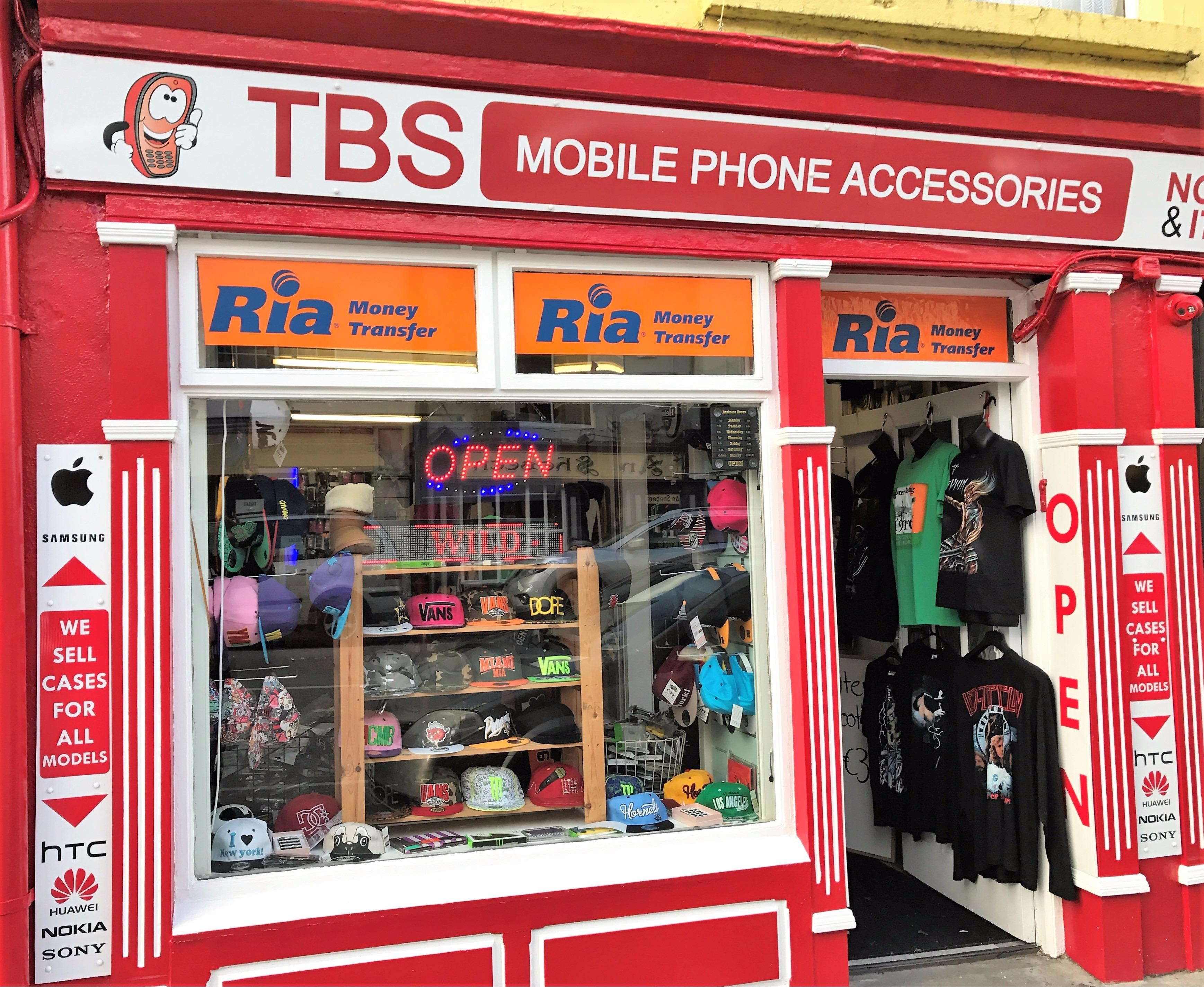 TBS Mobile Phone Accessories Kerry
