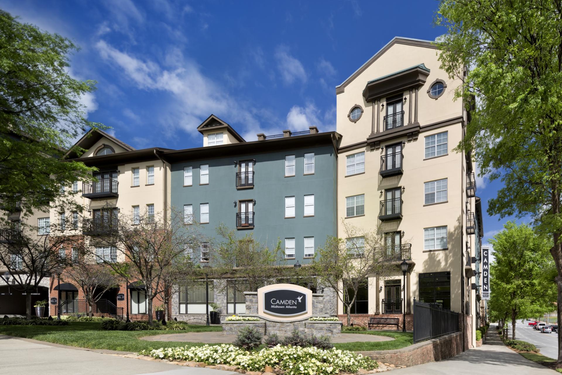 Camden Midtown Atlanta Apartments image 16