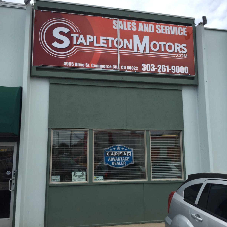 Stapleton Motors image 90