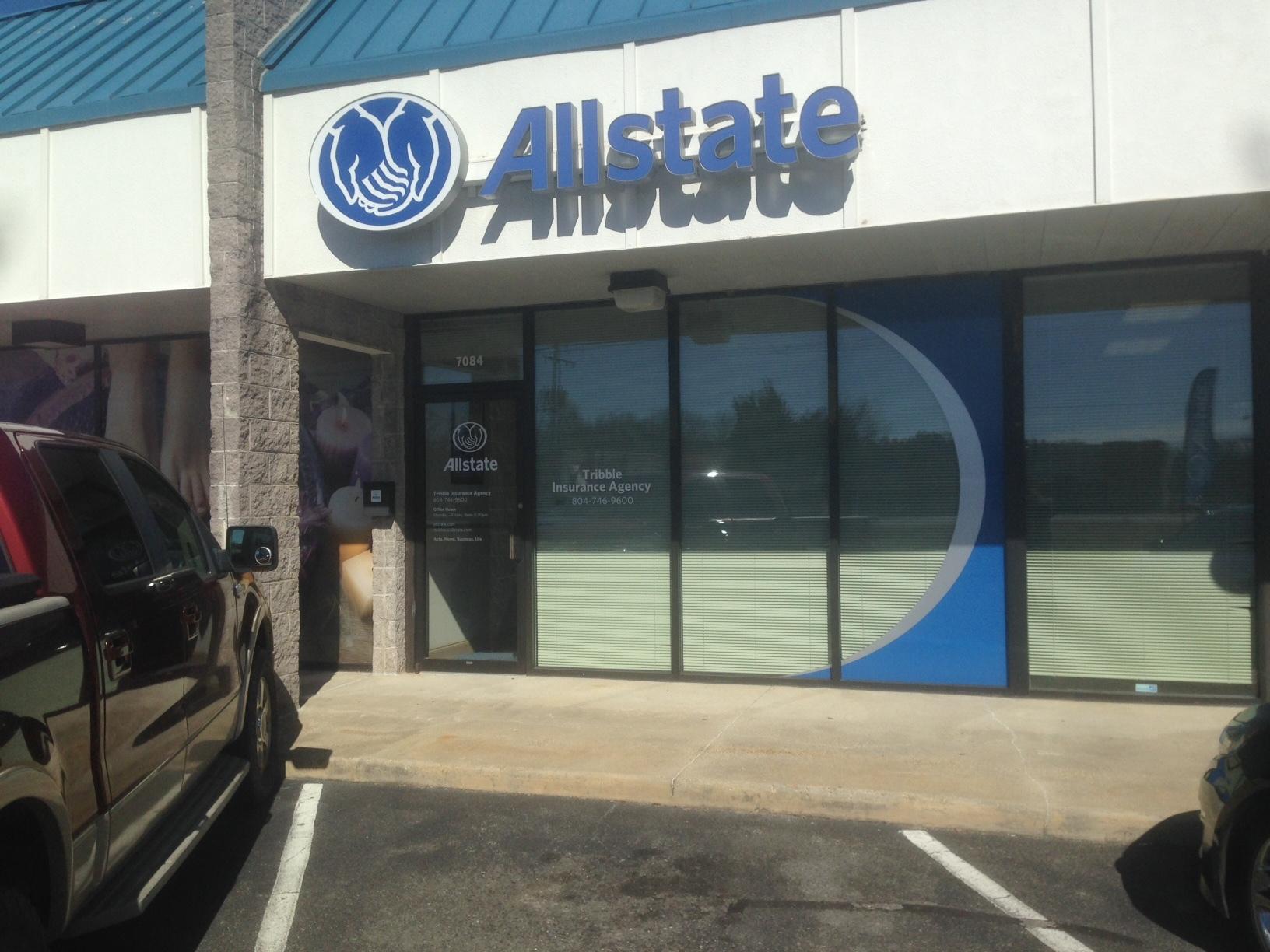 Trip Tribble: Allstate Insurance image 3
