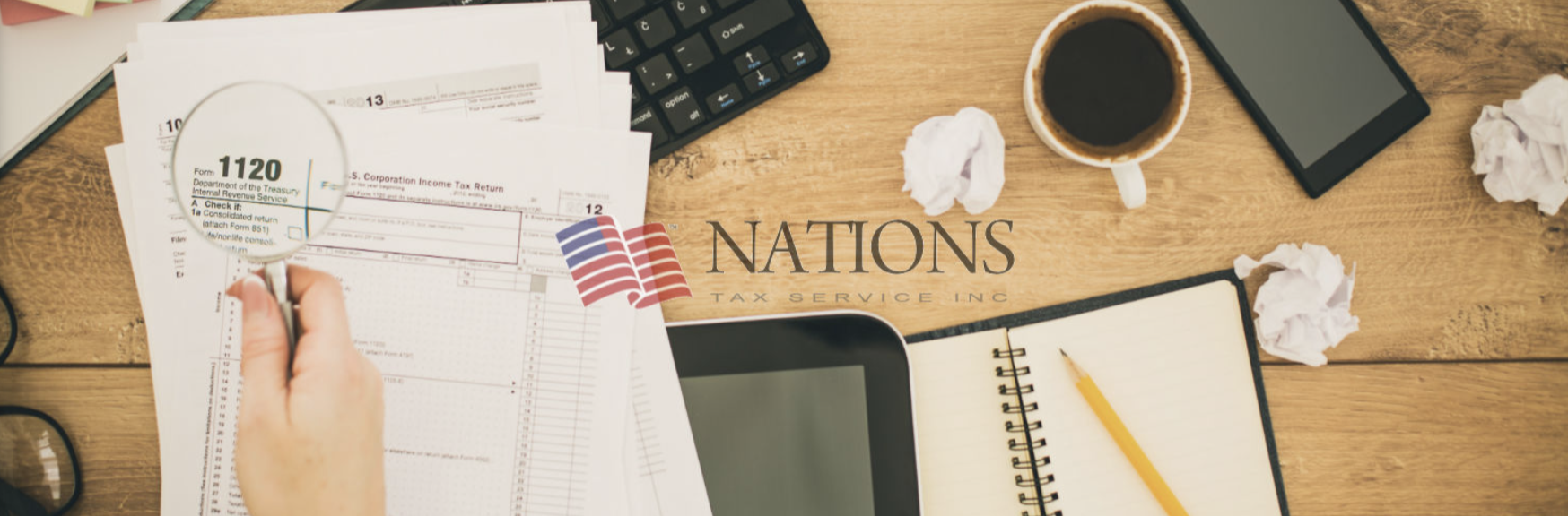Nations Tax Service, Inc. image 0