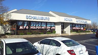 Schaumburg honda automobiles in schaumburg il 866 459 9839 for Honda of schaumburg