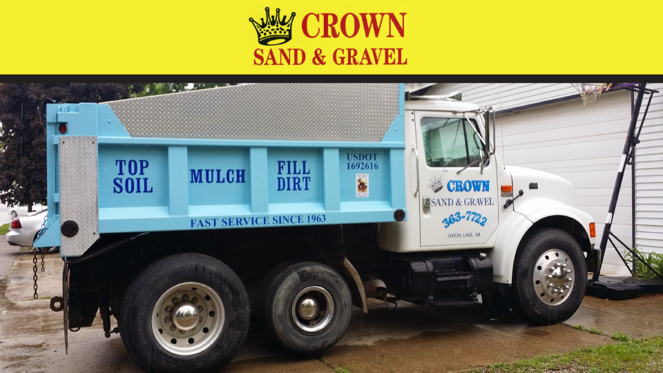 Crown Sand & Gravel image 1