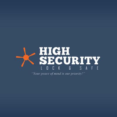 High Security Lock & Safe