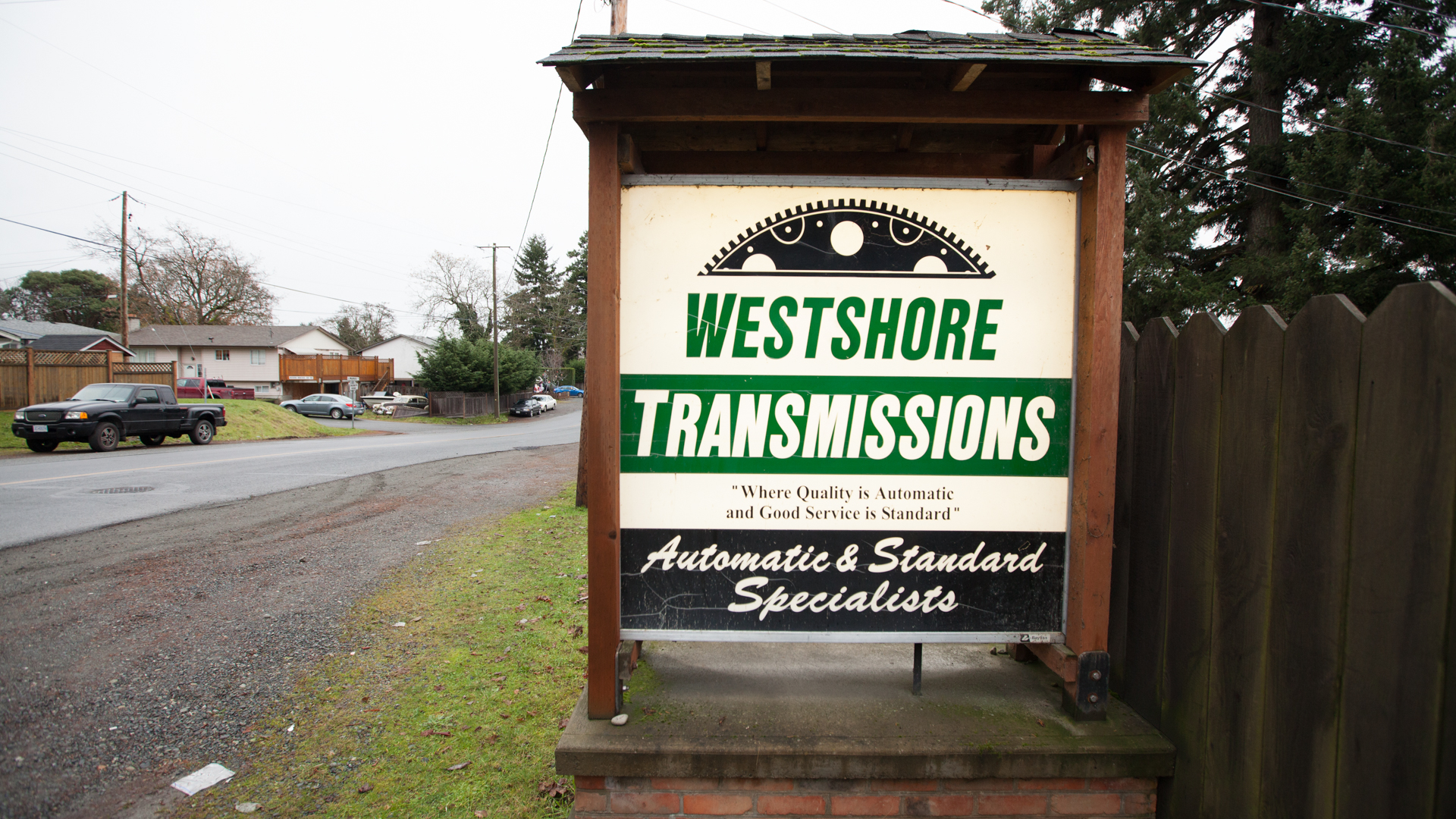 West Shore Transmissions in Langford