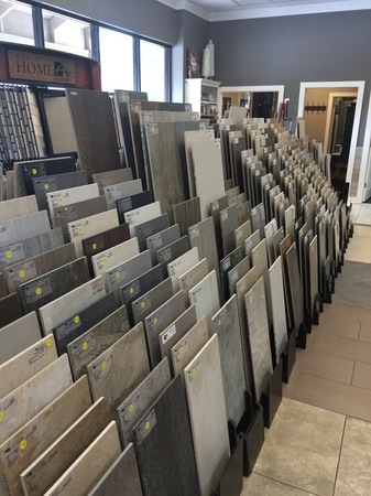 Visit our flooring store for quality flooring with style.