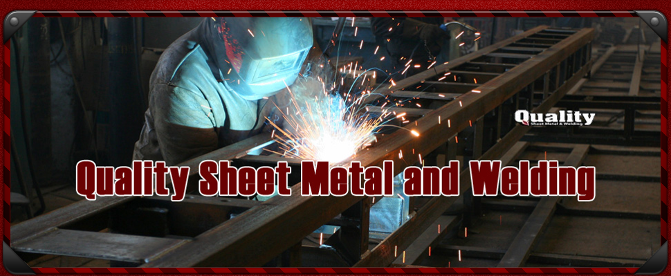 Quality Sheet Metal And Welding image 0