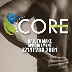 Core Wellness & Rehab