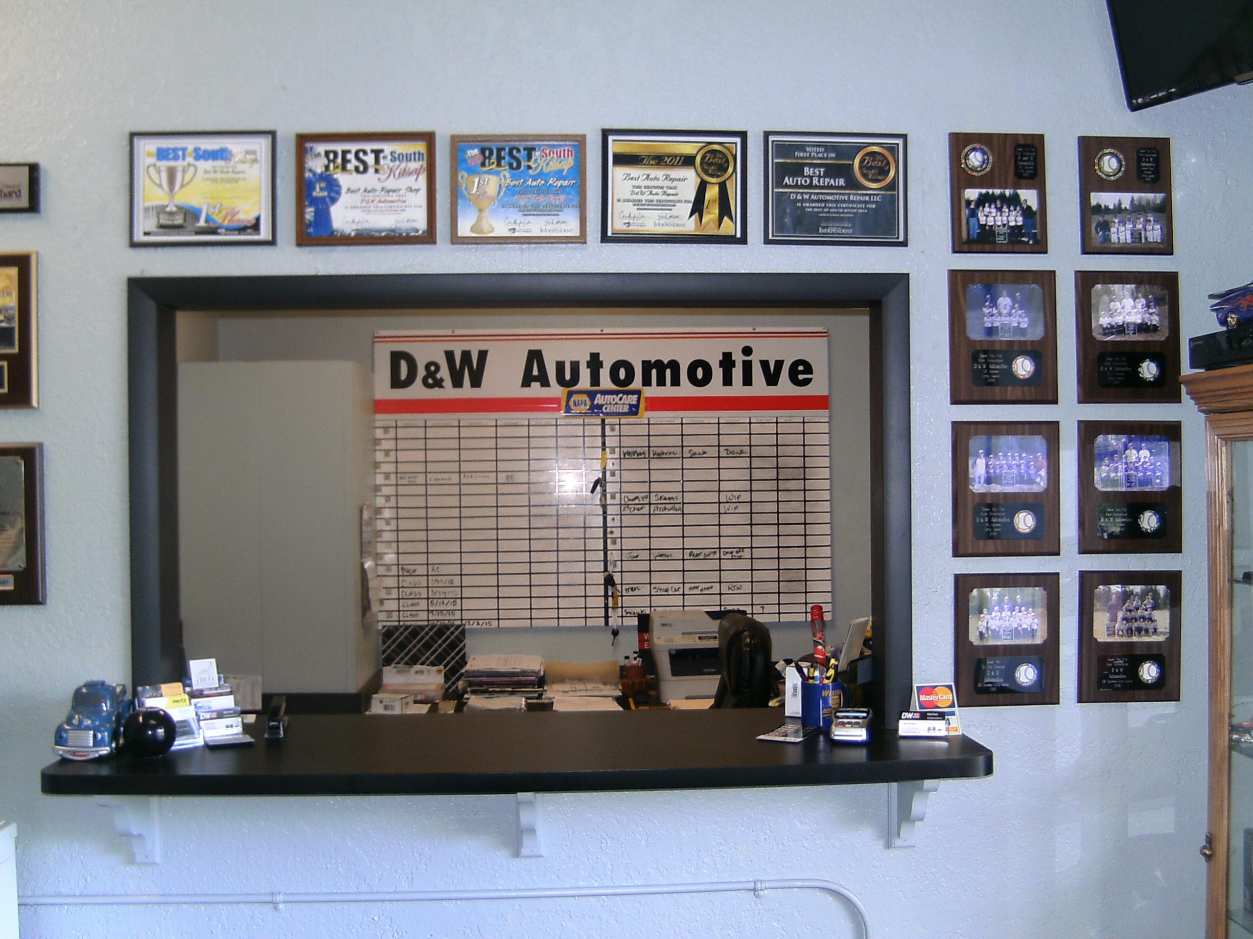 D&W Auto Repair image 4
