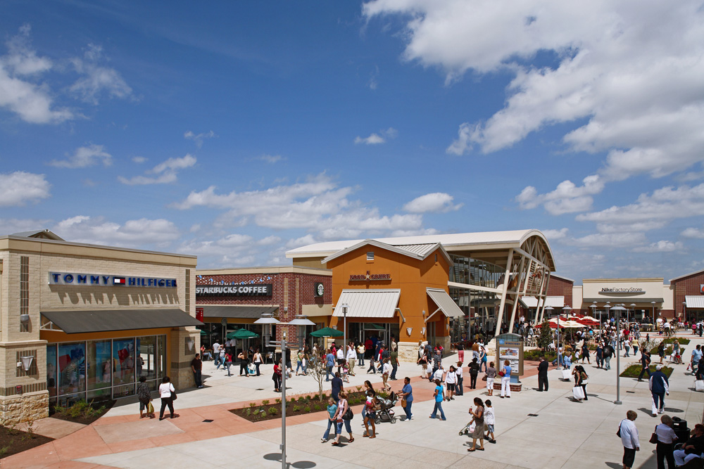 Houston Premium Outlets  Cypress TX  Business Information