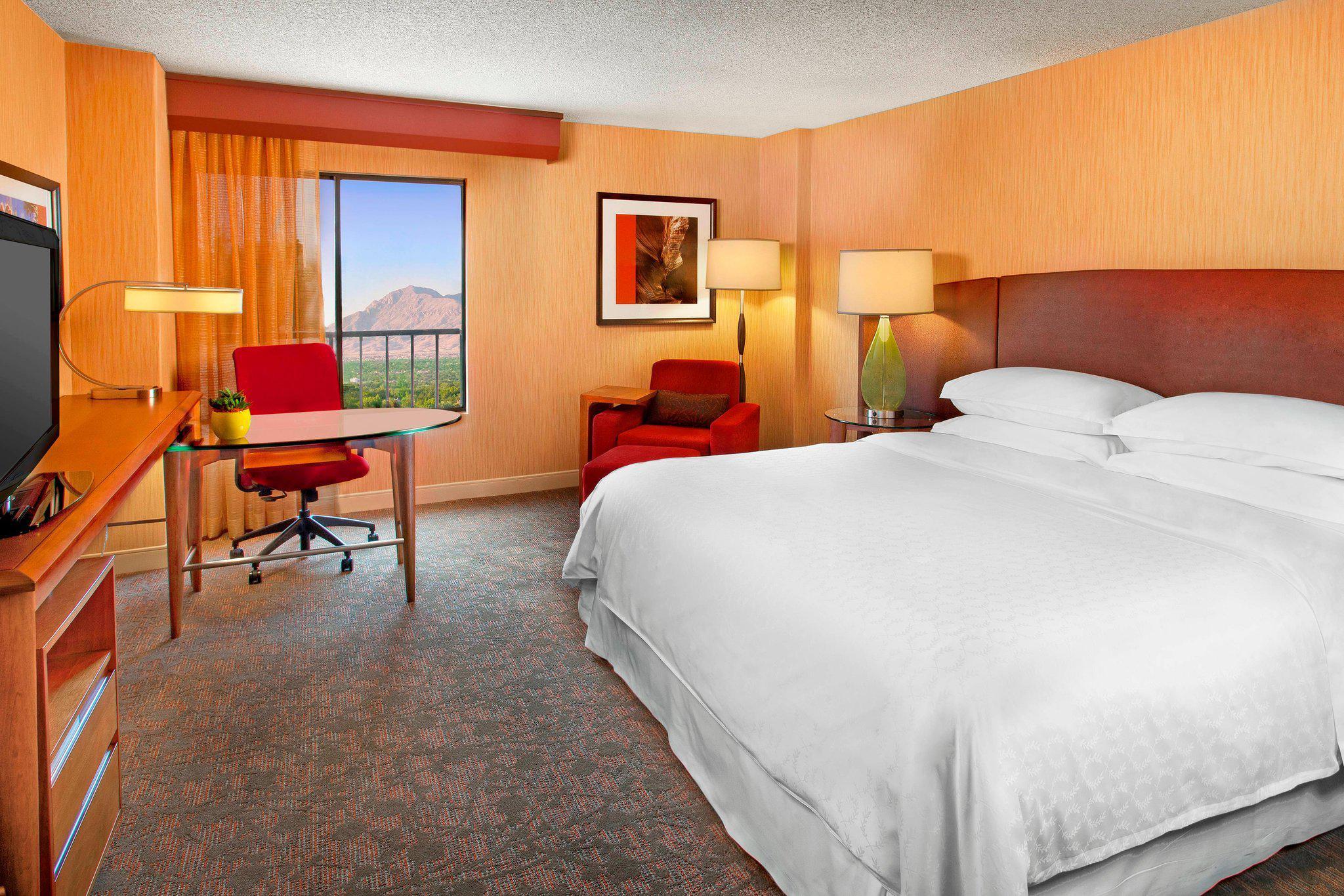 Sheraton Albuquerque Airport Hotel