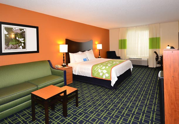 Fairfield Inn & Suites by Marriott Jefferson City image 5