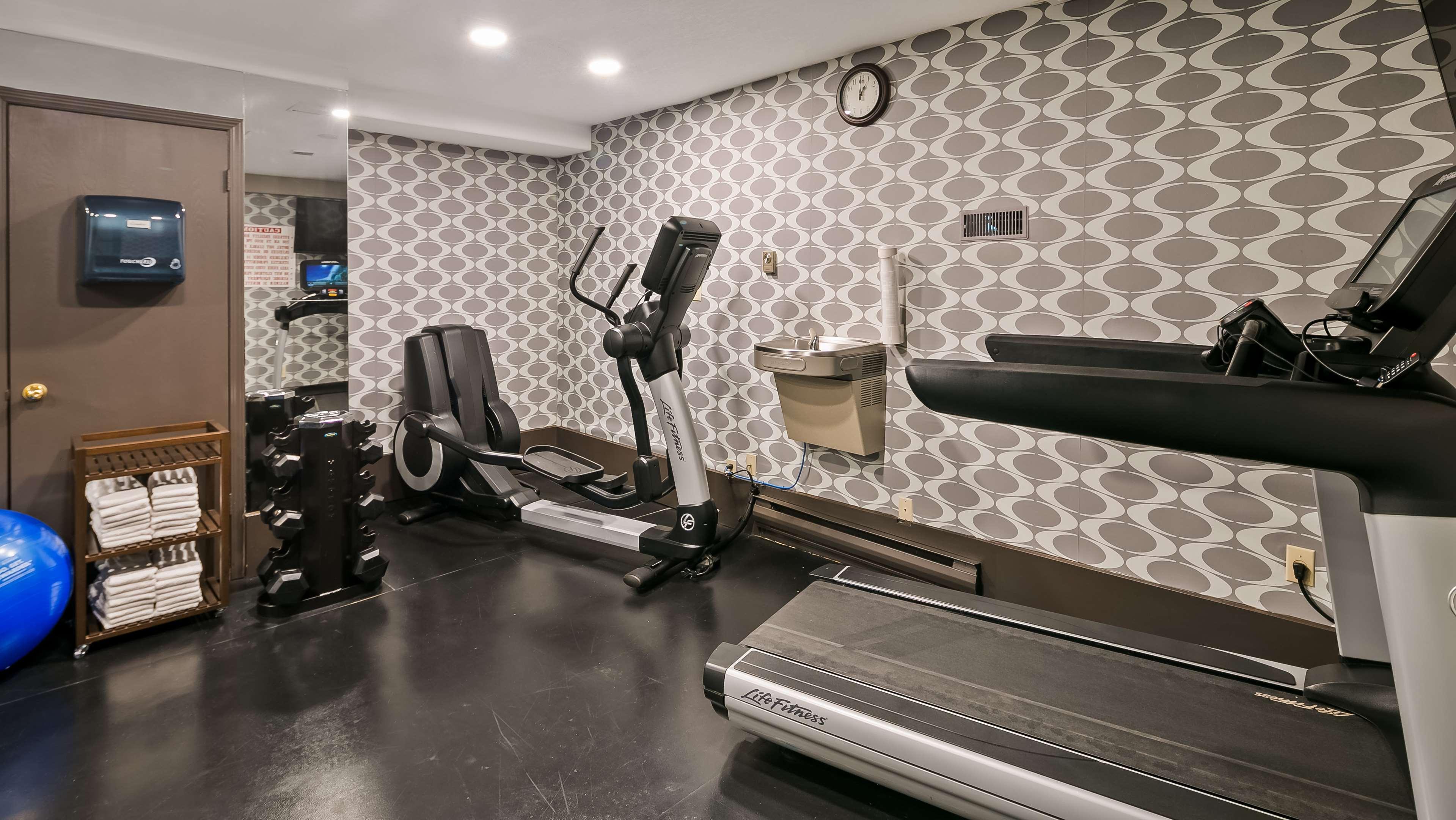Best Western Airport Inn in Calgary: Fitness Centre