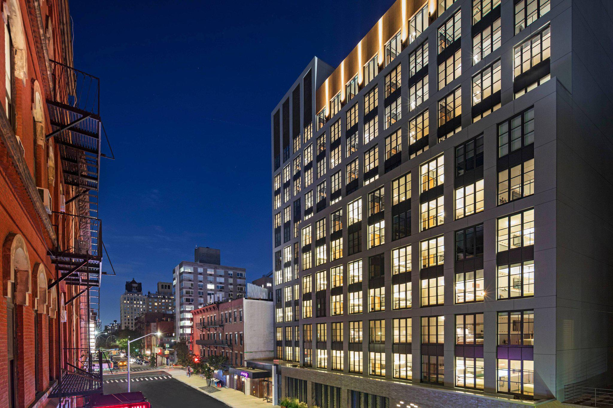 Moxy NYC East Village