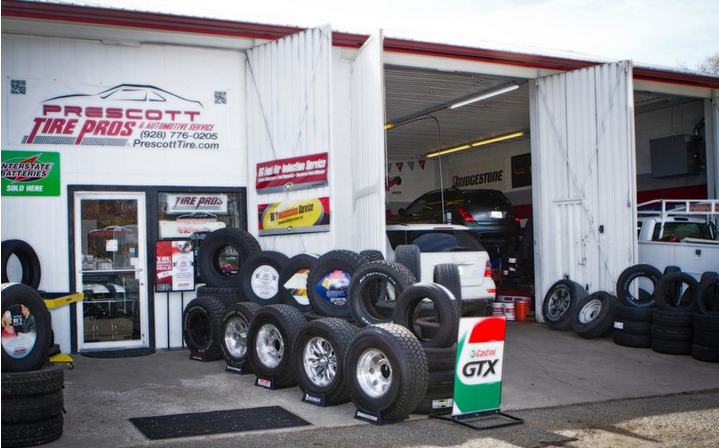 Prescott Tire Pros and Automotive Service image 2
