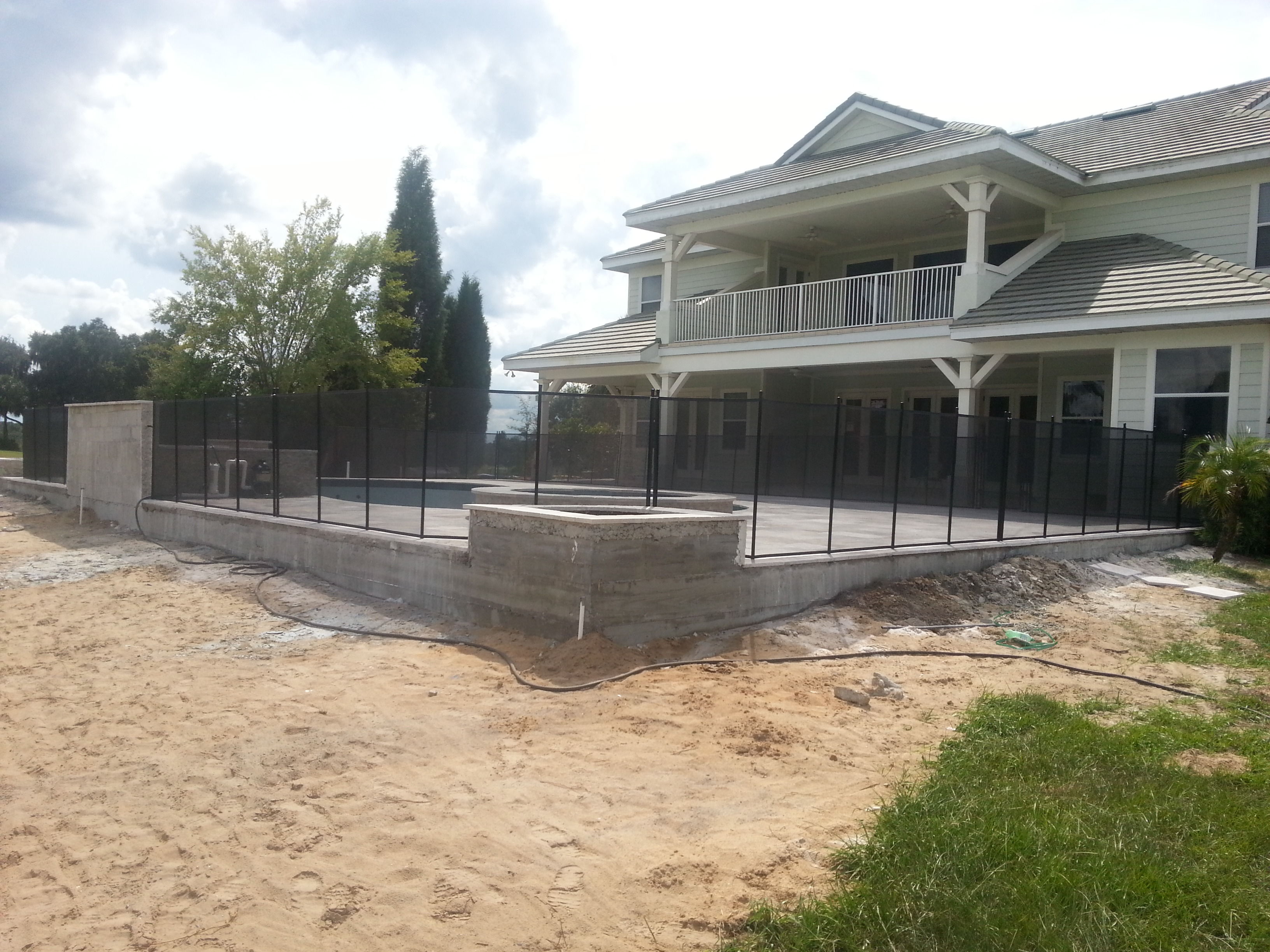 Childcare Pool Fence Systems image 4
