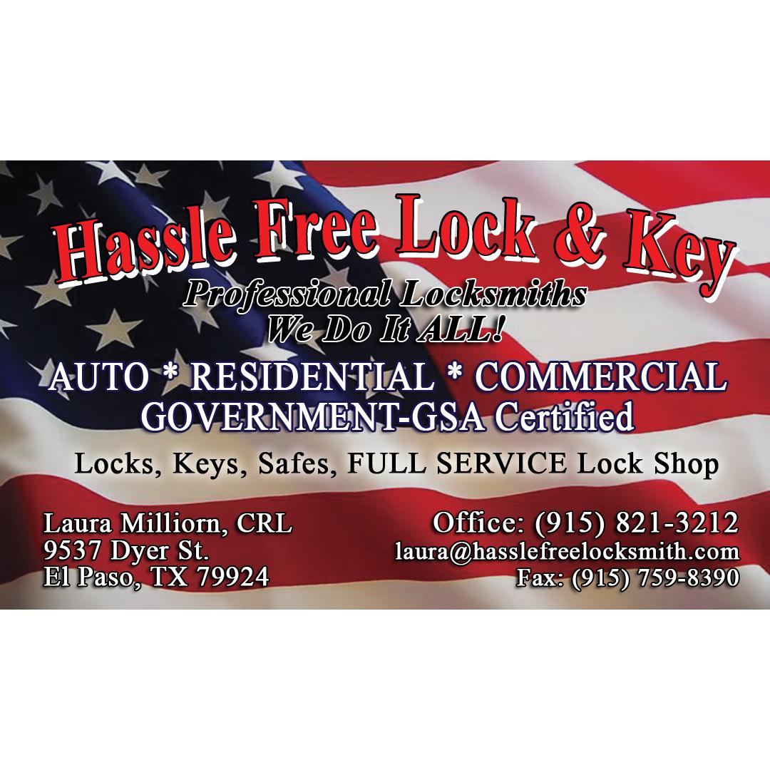 Hassle Free Lock Key In El Paso Tx 915 821 3