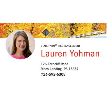Lauren Yohman - State Farm Insurance Agent