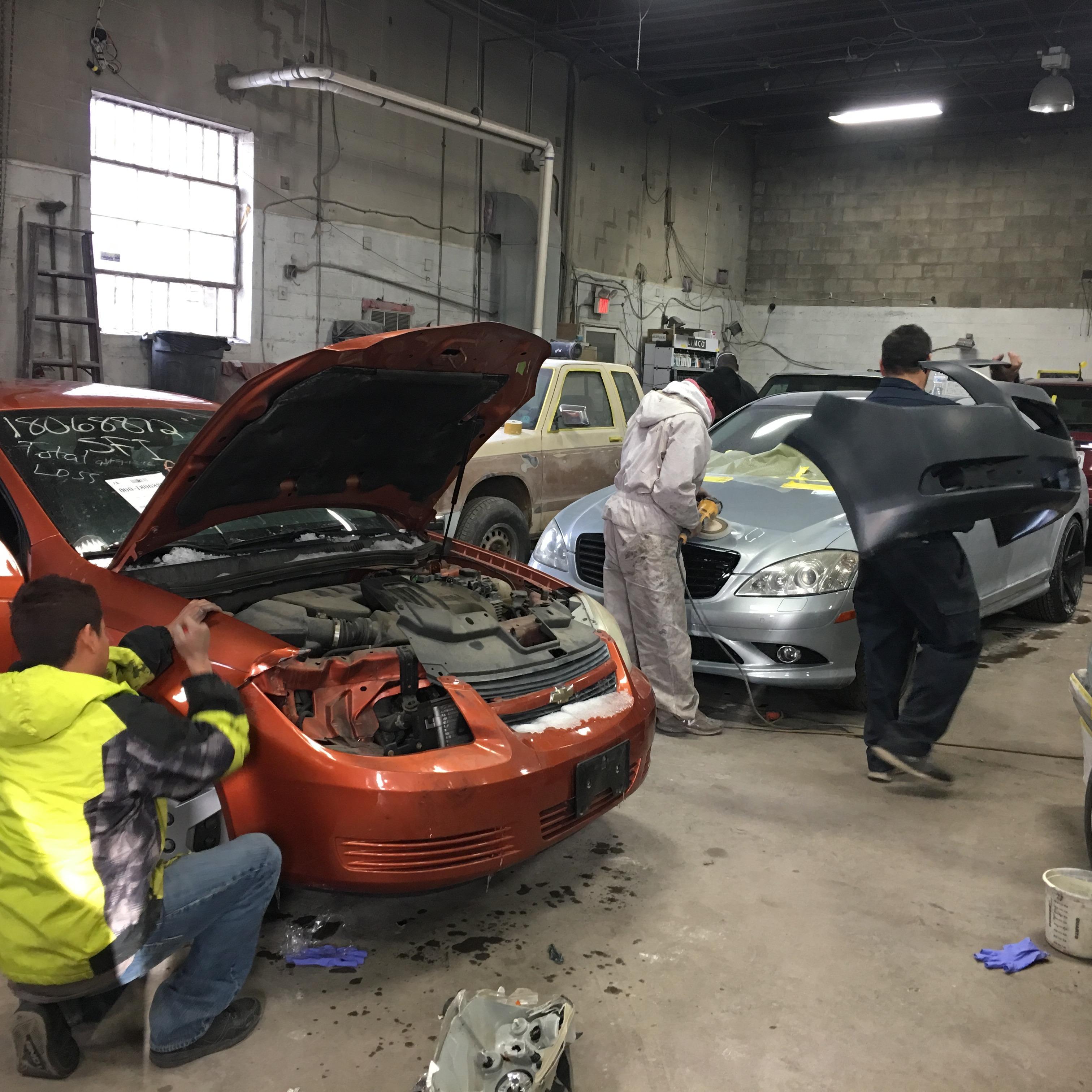 Galicia Auto Body & Multi Services LLC
