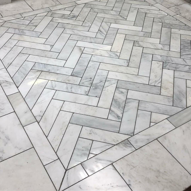 Imaginative Tile and Marble Installation image 9