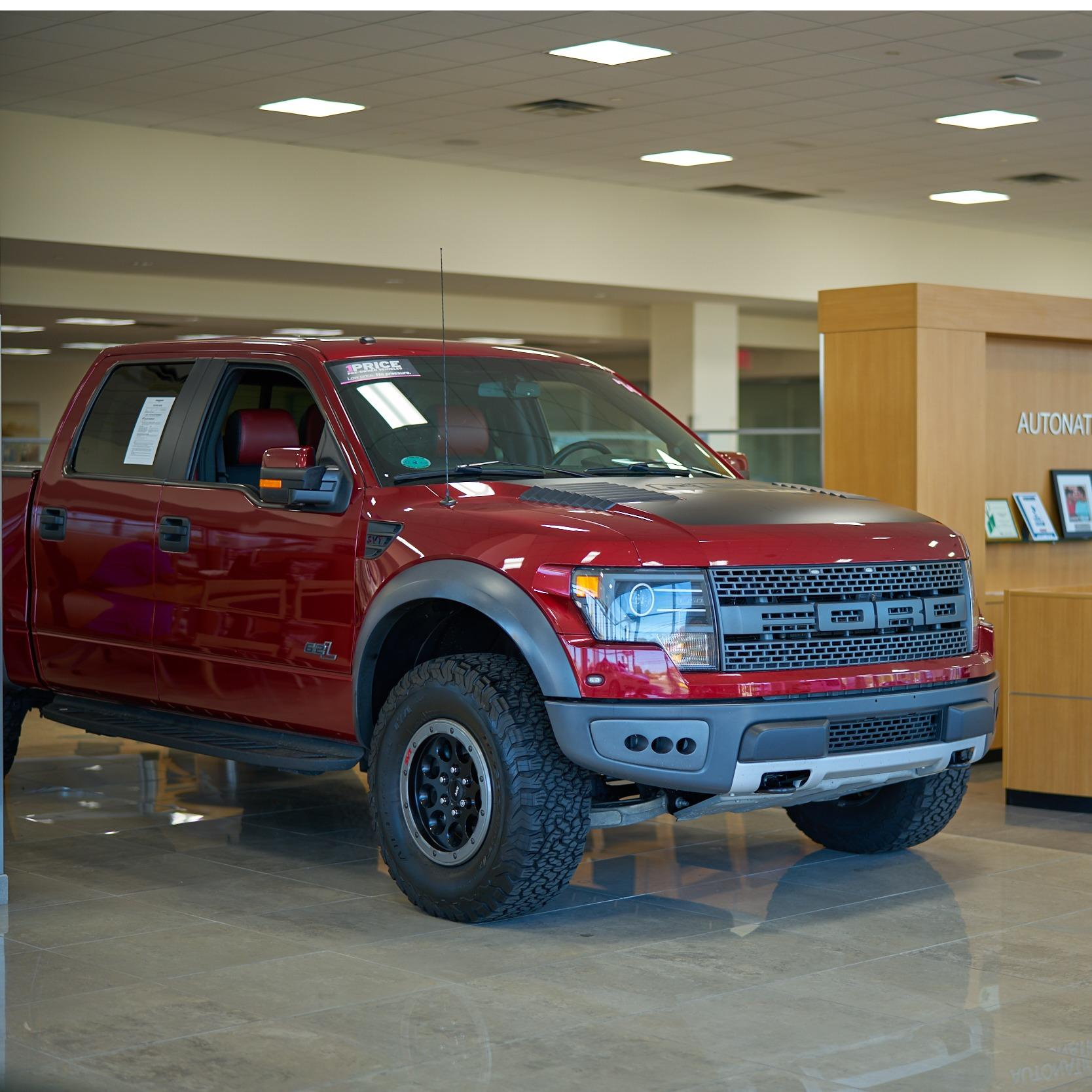 Wolfchase Ford Used Cars