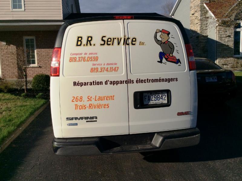 BR Service Enr à Trois-Rivières