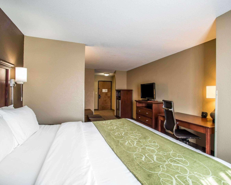 Comfort Suites Columbia - University Area in Columbia, MO, photo #16