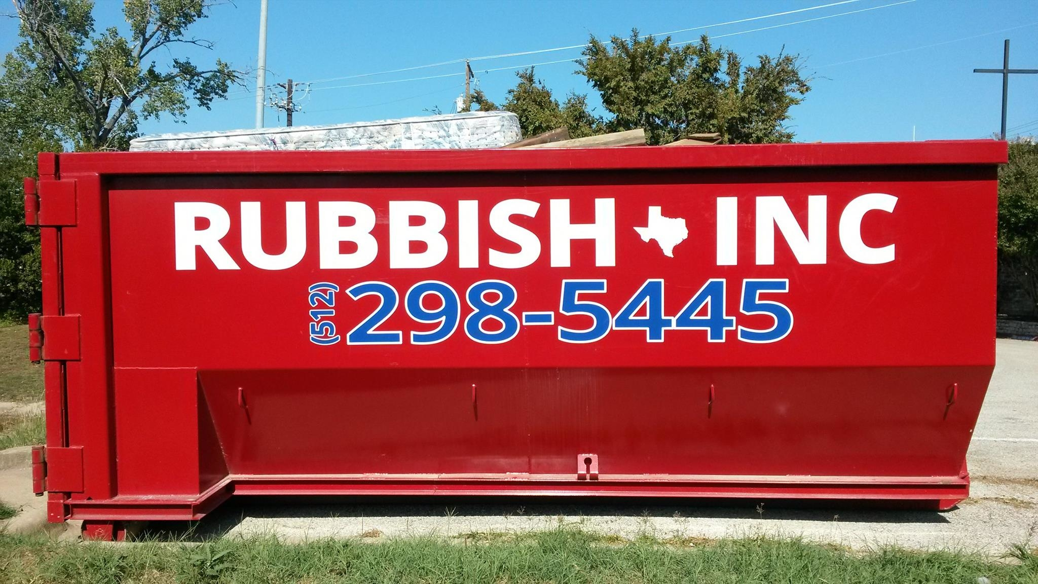 Rubbish Inc - West Austin image 2