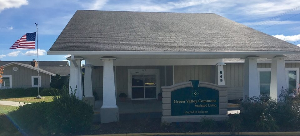 Our lovely home at Green Valley Commons!