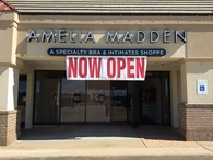 Front of Amelia Madden Bras Storefront Springfield Mo Image