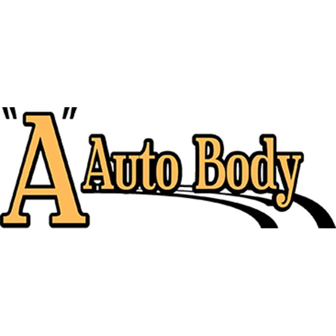 """""""A"""" AUTO BODY"""