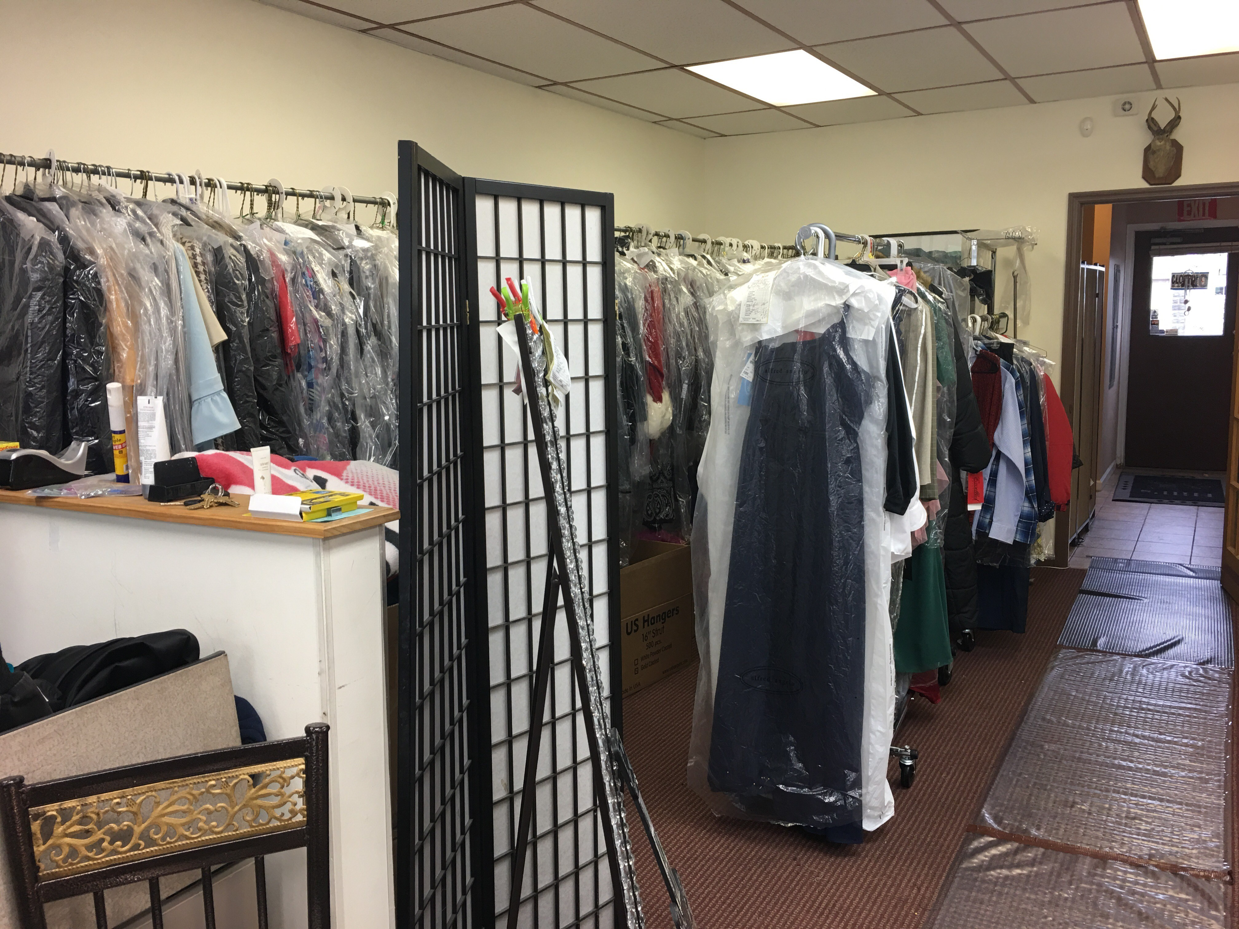 Alterations Shop