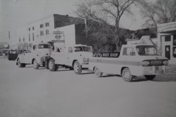 Mylar's Auto Refinishing Service Inc.
