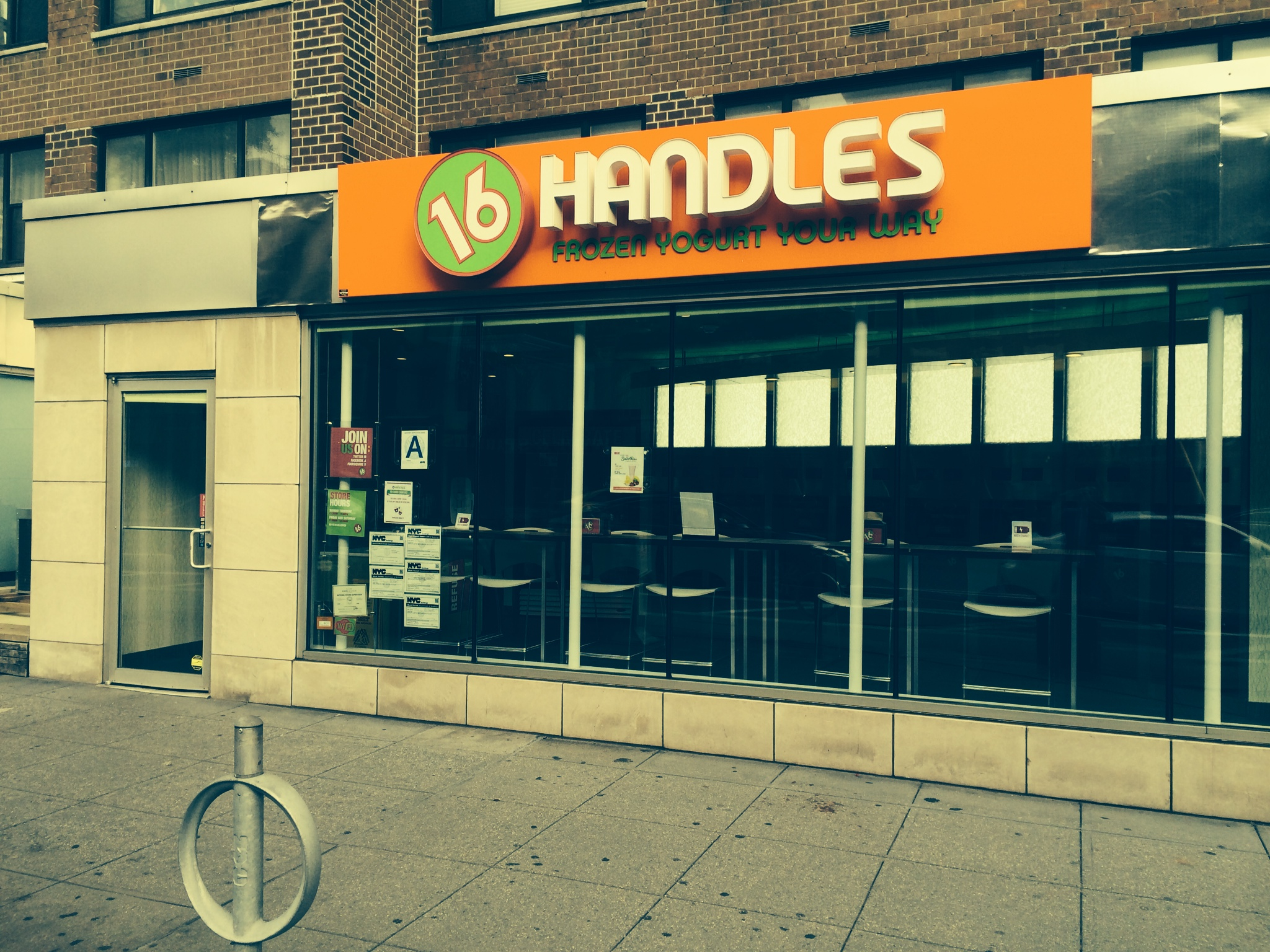 16 handles in new york ny 646 707 3424