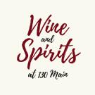 Wine & Spirits at 130 Main