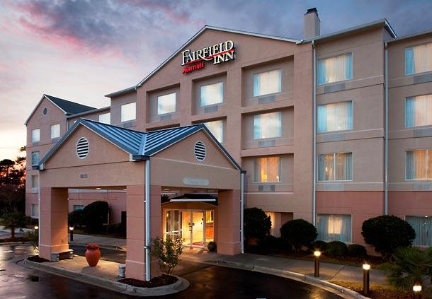 Marriott Fairfield Inn North Myrtle Beach Sc