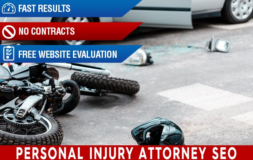 Personal Injury Attorney SEO