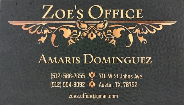 Zoe's Office image 5