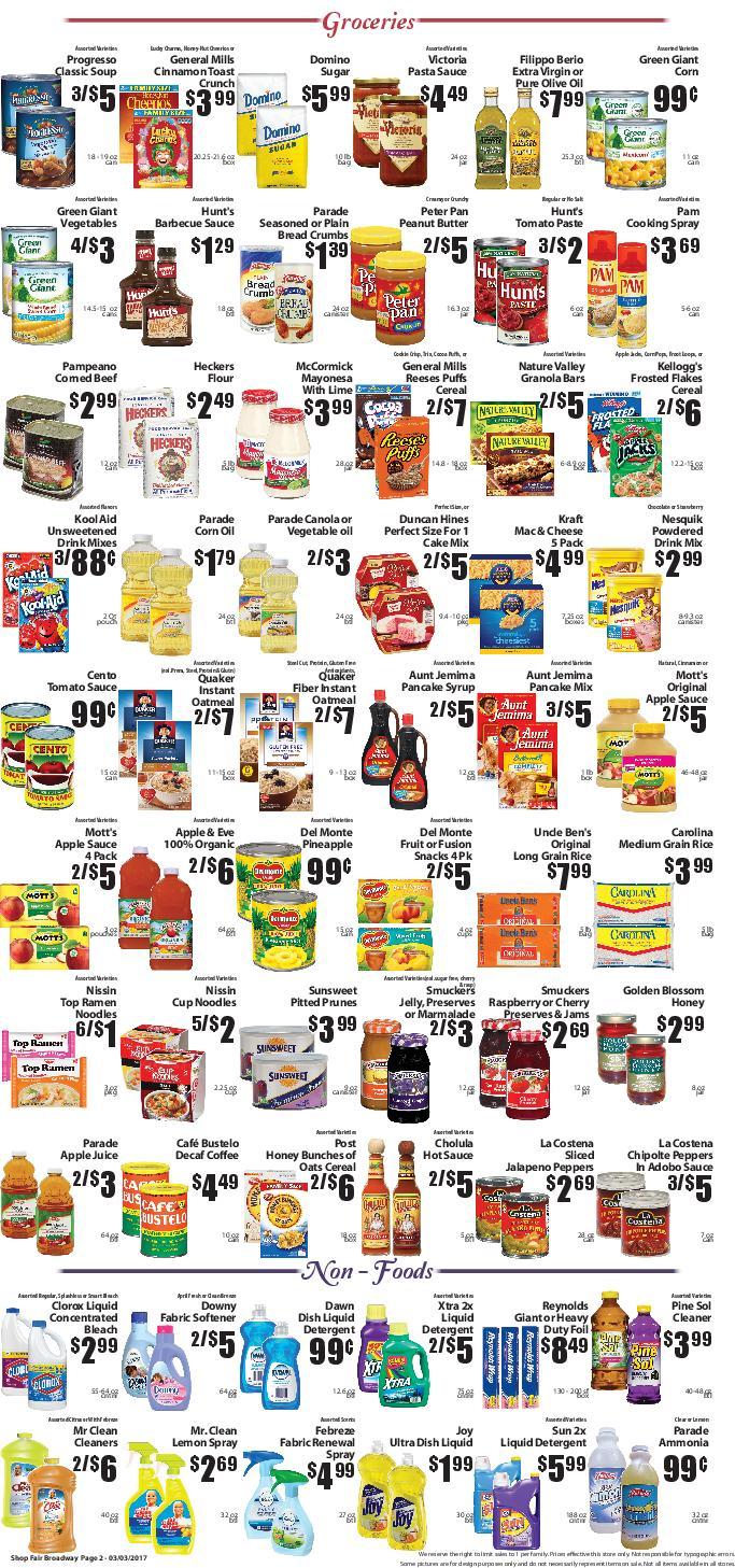 Shop Fair Supermarket of Broadway image 1