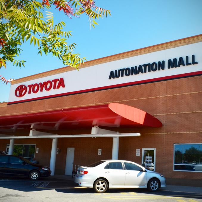 AutoNation Toyota Mall of Georgia image 0