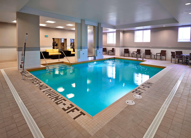 Hampton Inn by Hilton Halifax Downtown in Halifax: Pool