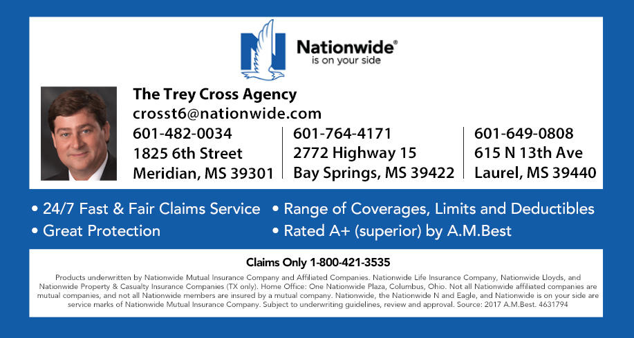 The Trey Cross Agency Nationwide Insurance image 0