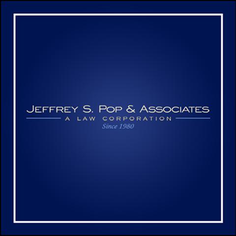 Jeffrey S. Pop & Associates A Law Corporation