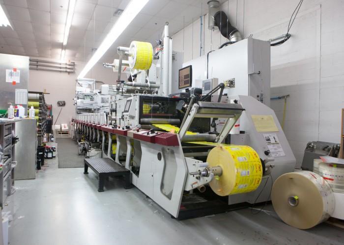 Pazazz Printing à Mont-Royal