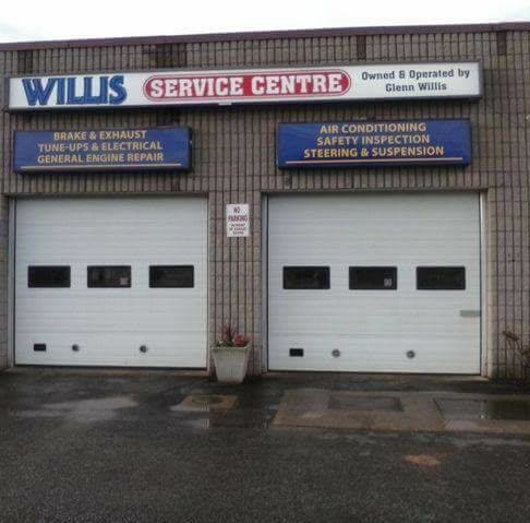Willis Service Centre Ltd in Windsor
